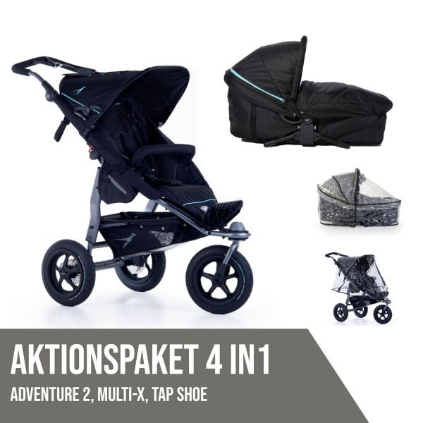 TFK Adventure 2 Tap Shoe Aktionspaket 4in1 AUSVERKAUFT