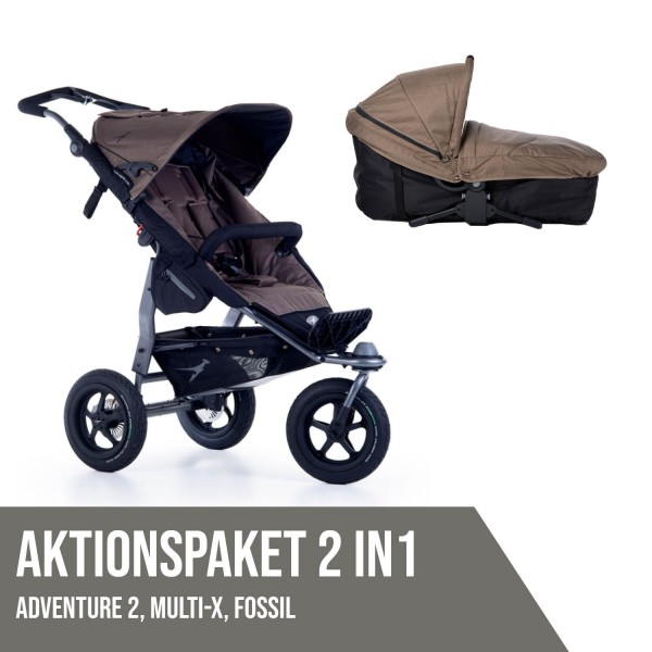 TFK Adventure 2 Fossil Aktionspaket 2in1